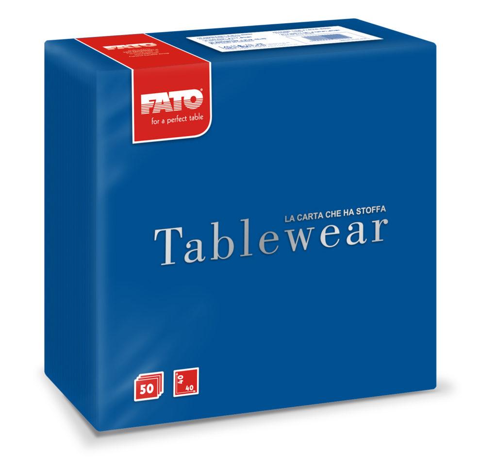 88400600 Tablewear Blu Notte – 40×40 – 50 pz