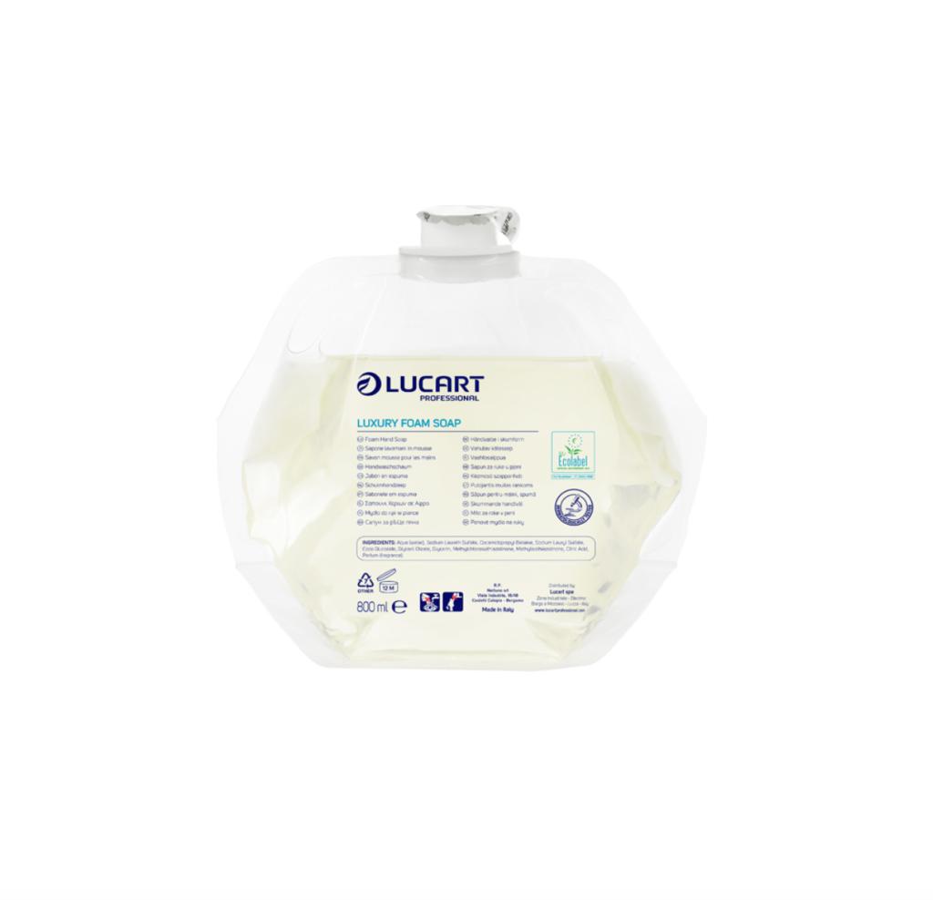 lucart soap 800 gr