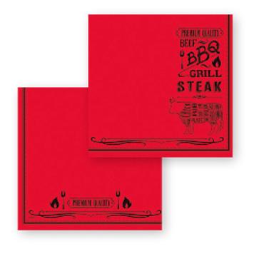Steak House Tovagliolo 38×38 2