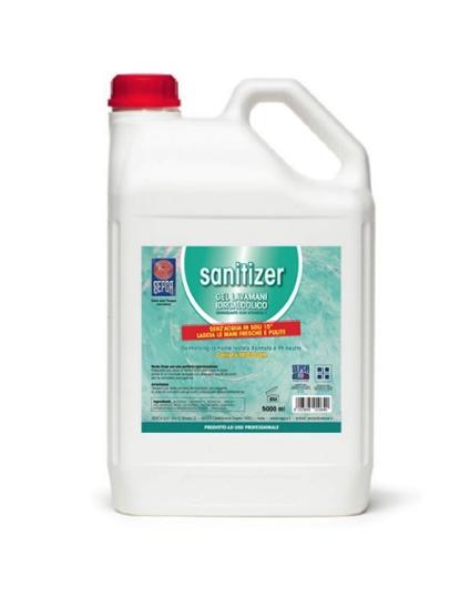 sanitizer 5 lt