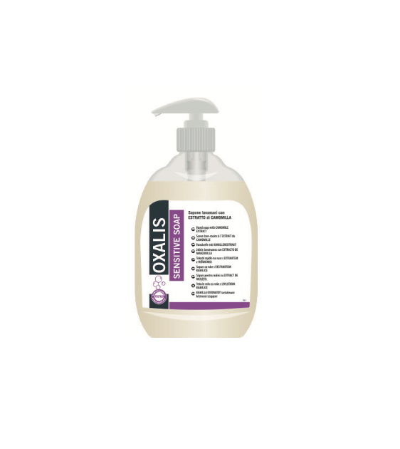 OXALIS SENSITIVE SOAP 500ml 2