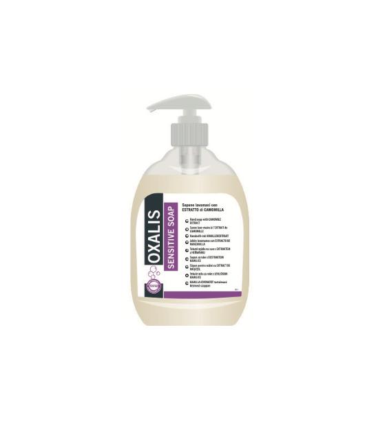 OXALIS SENSITIVE SOAP 500ml 2